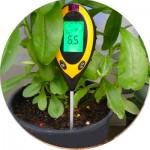 Аналізатори ґрунту, PH/TDS метри (5)