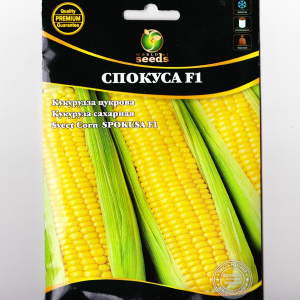 Кукурудза Спокуса F1 10 г (насіння)