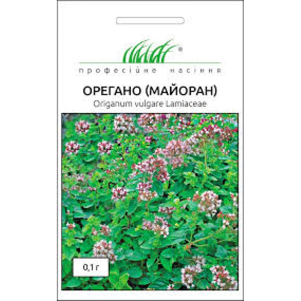 Майоран Орегано 0.1 г (насіння)