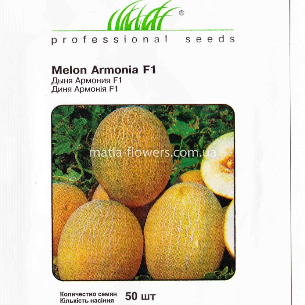 Диня Армонія F1, 50 шт (насіння)