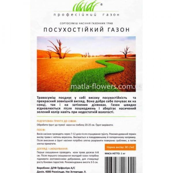 Газон Посухостійкий Sunny DLF 1 кг (насіння)