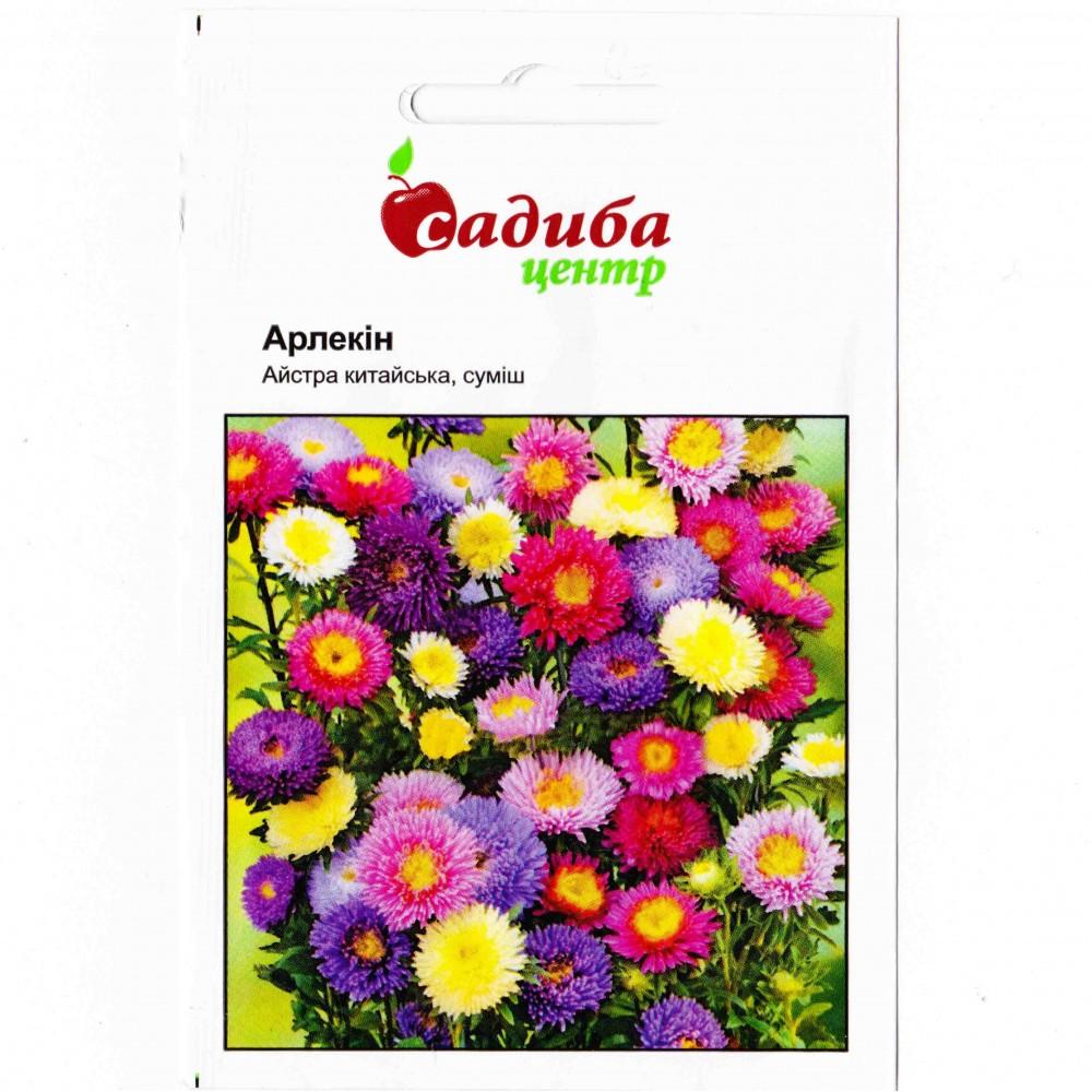 Астра Арлекин смесь 0.2 г (семена)