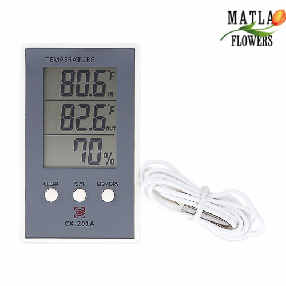 Термометр Гігрометр Цифровий CX-201A