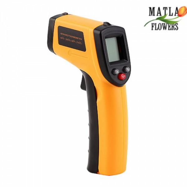 Лазерний Термометр GM320