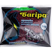 Родентицид  Багіра зернова принада (пакет) 100г Укравіт