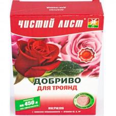 Добриво Чистий лист для троянд 300 г