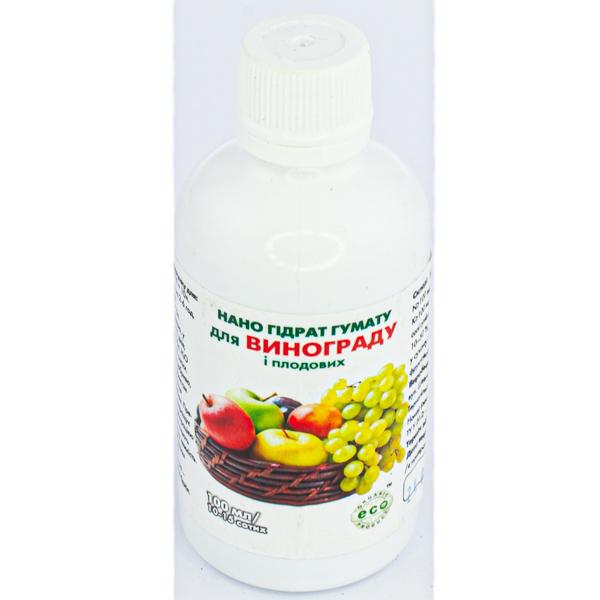 Добриво Для винограду і плодових 100 мл