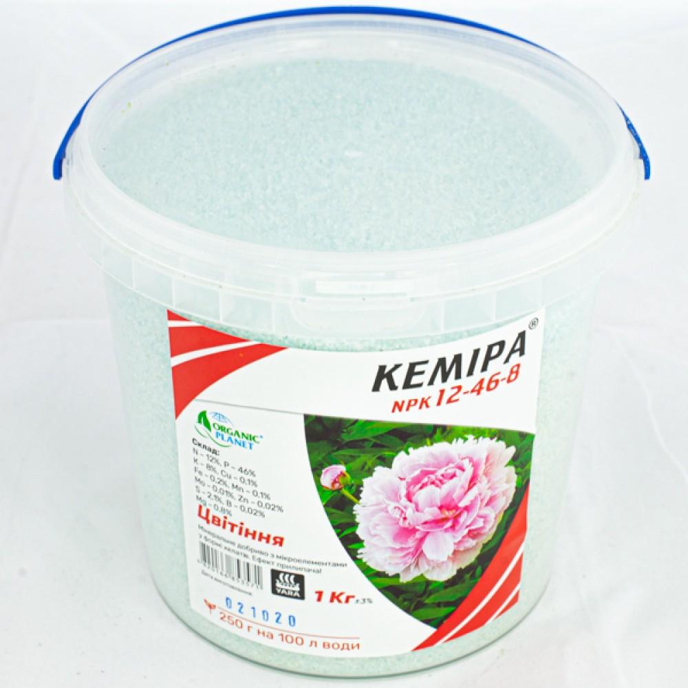 Добриво Кеміра цвітіння укорінення (фосфорне) 1 кг