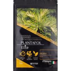 Удобрение PLANTAFOL Elite для хвойных и вечнозеленых Осень 100 г