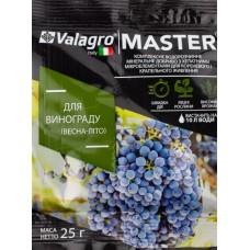 Добриво MASTER для винограду 25 г