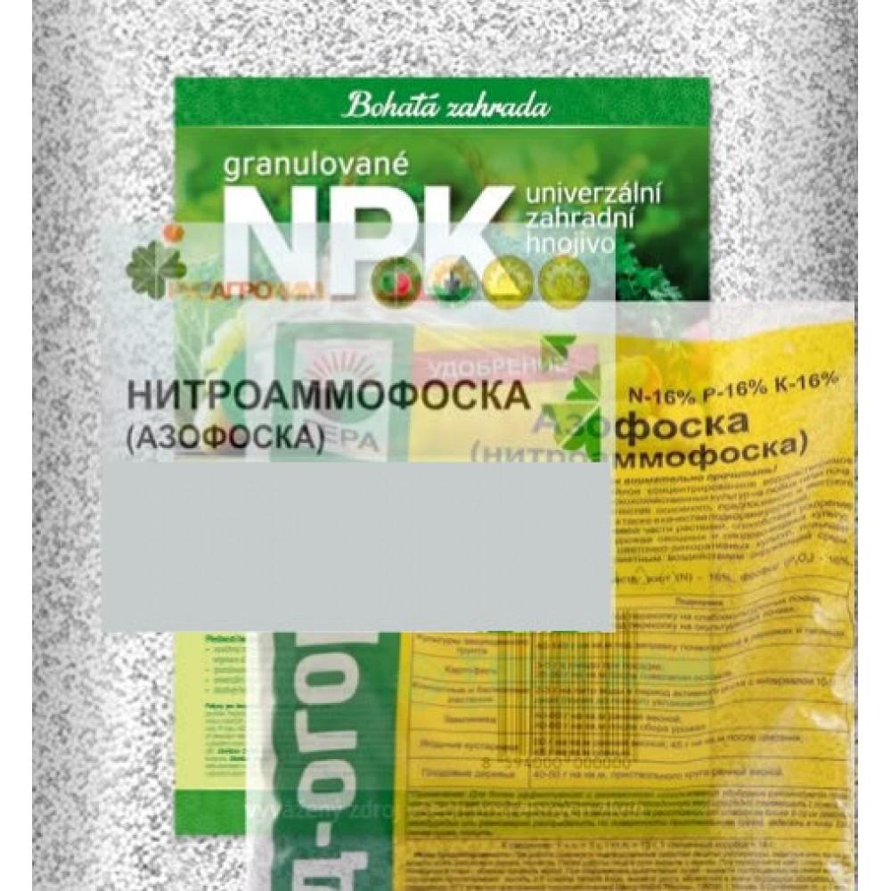 Нітроамофоска Стандарт NPK 7:12:30 5 кг