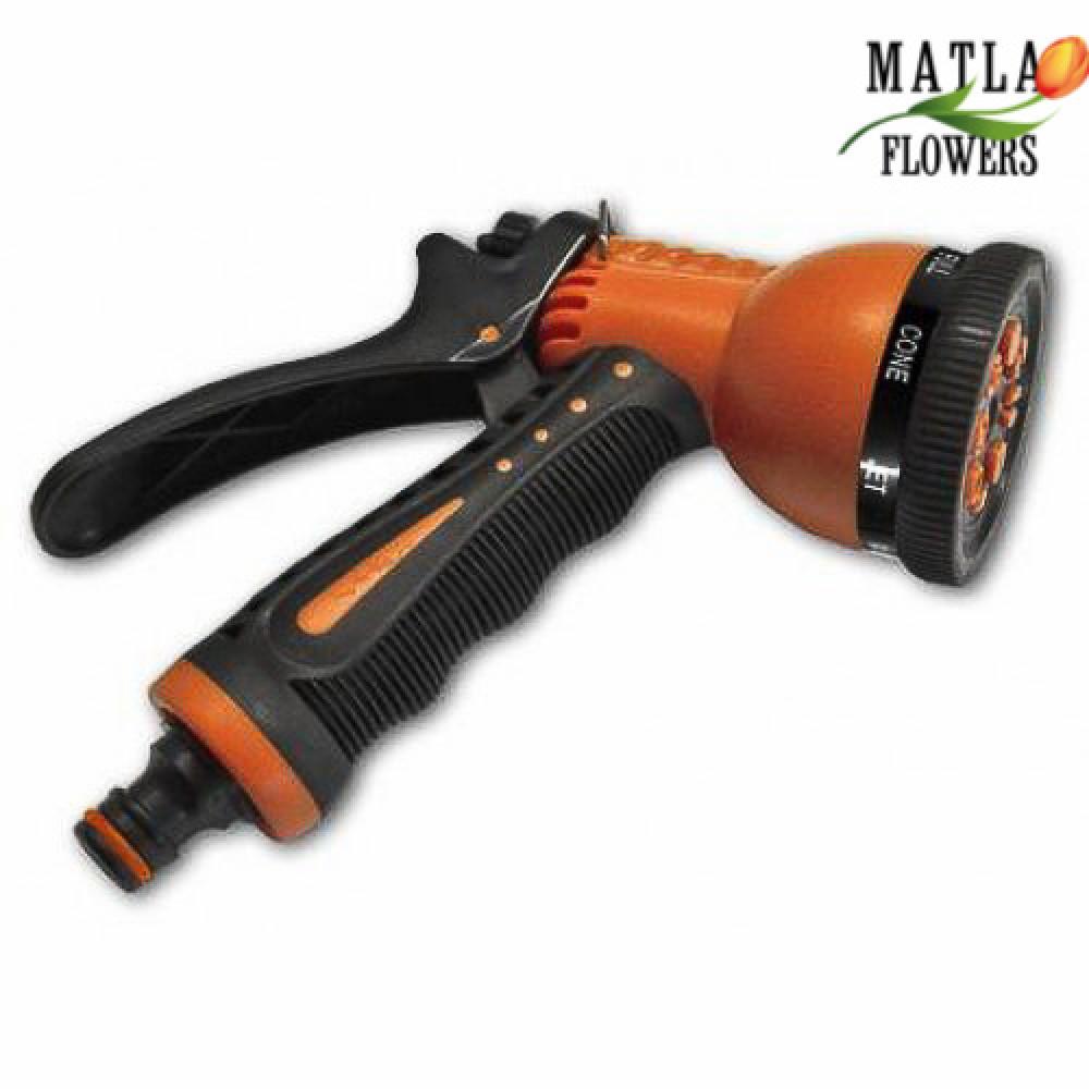 Пістолет для поливу ZEBRA TWIN 7
