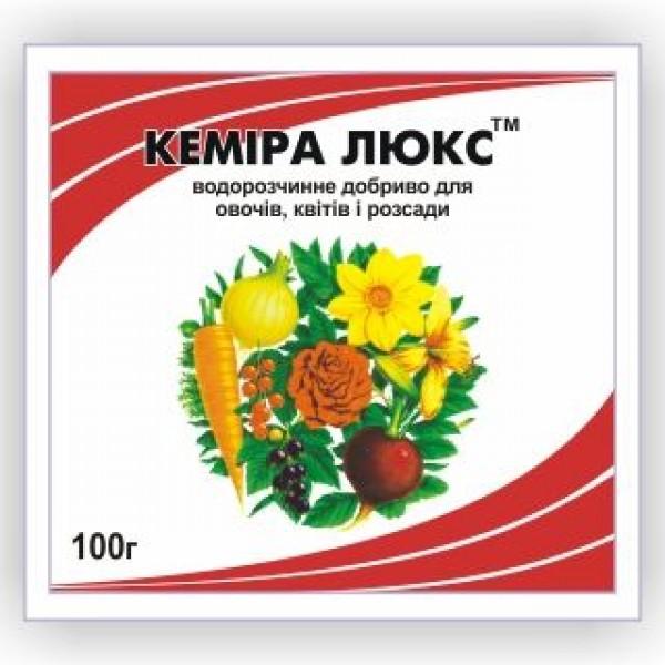 Добриво Кеміра люкс 100г